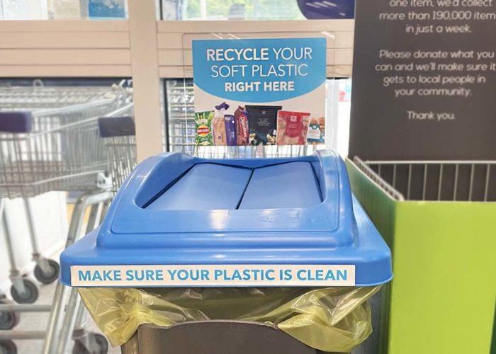 Soft Plastic Recycling Bin Landscape2