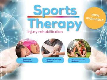 Sports Therapy Web