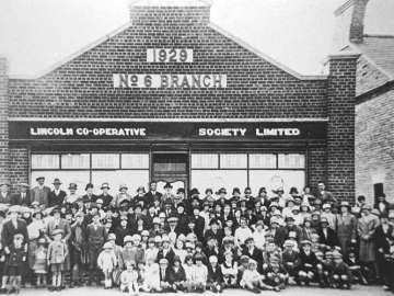 History 1929 Store