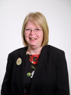 Rev Barbara Hutchinson