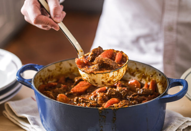 Celebrate St Patrick's Day with this Guinness beef stew