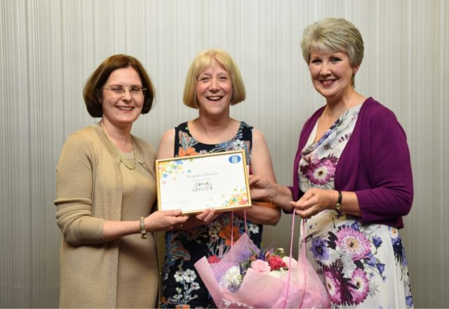 Long service awards for colleagues
