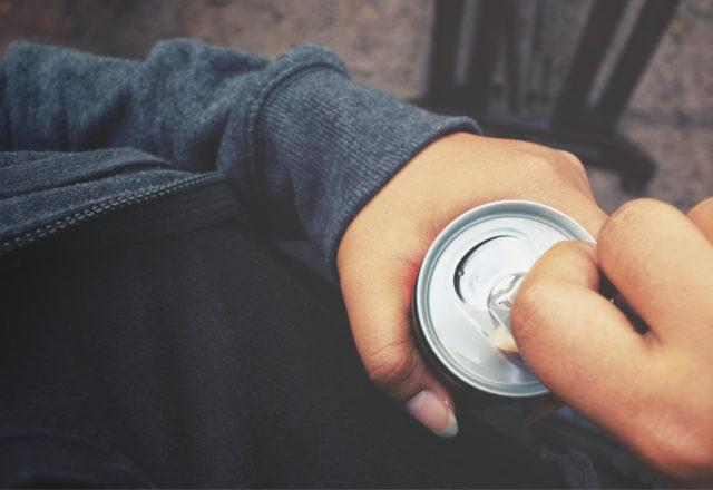   Age restrictions start on high-caffeine drinks