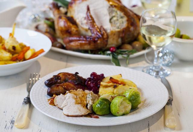 200 turkeys donated to local charities