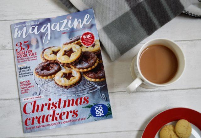 Pick up your FREE magazine