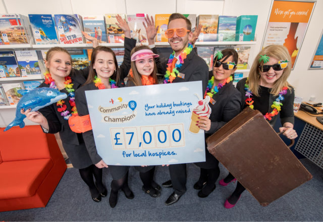 Jetsetters raise thousands to boost campaign