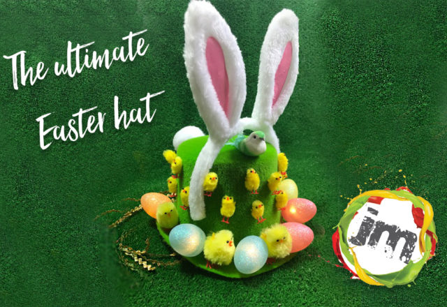 The ultimate Easter hat