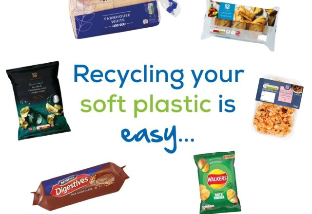 New soft plastic recycling