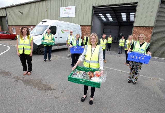 £60,000 hub to tackle food poverty