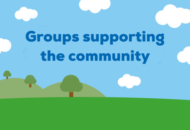 Groups supporting vulnerable linked with local outlets