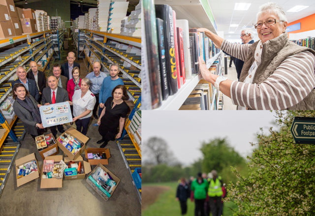 Sales rise helps Lincolnshire Co-op invest
