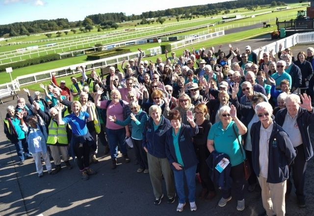 Health Walk volunteers thanked with awards