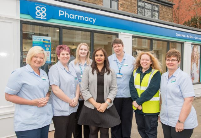 Pharmacy moves into new £400,000 home