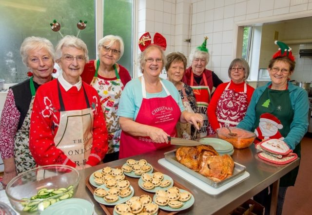 Brightening the lives of older people