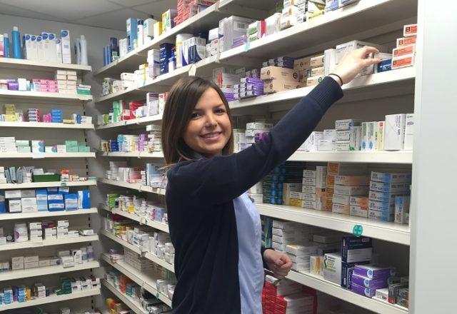 Pharmacy's Lauren is a 'Rising Star'
