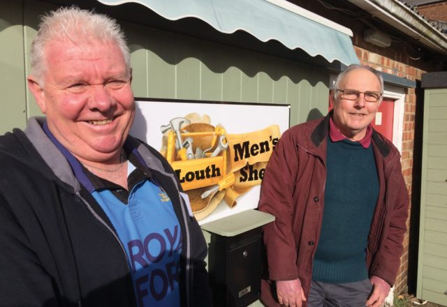 Louth Men's Shed
