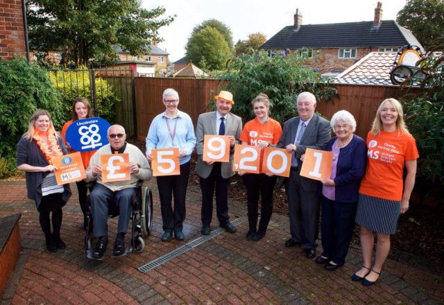 £59k boost for MS Society