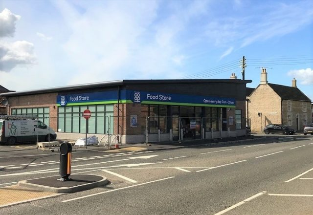 New food store in Morton opens soon