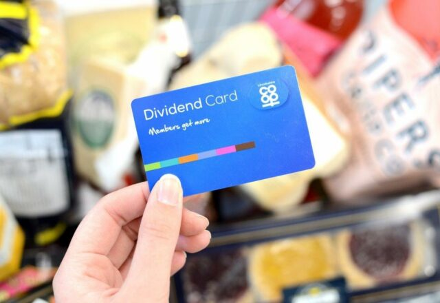 New dividend cards are here!