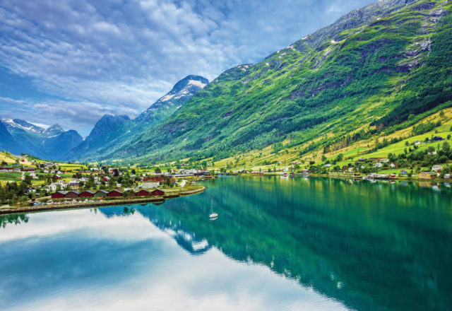 Falling for the Fjords