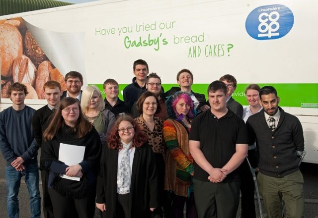 We're helping young people 'Get Into Retail'