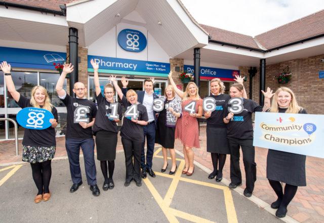 Over £143,400 raised for Prostate Cancer UK