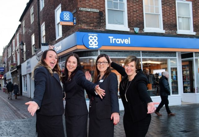 New travel branch open for business
