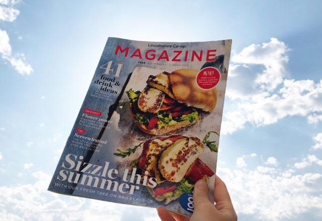 FREE members' magazine hits stores