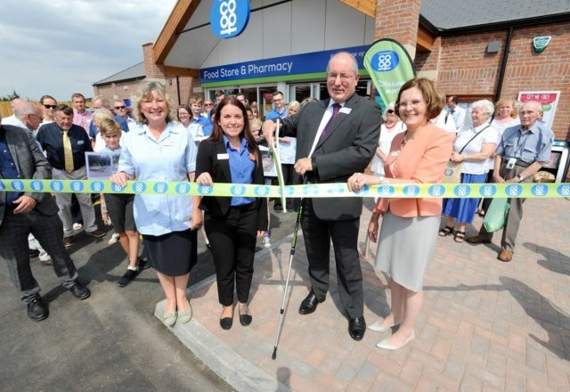 Good causes bloom thanks to store donations