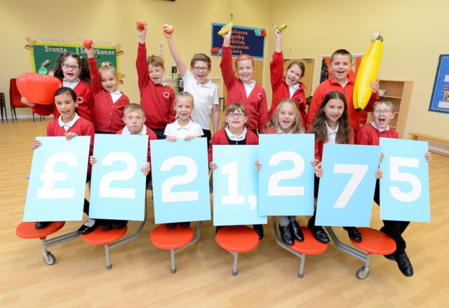 £221K raised for local breakfast clubs