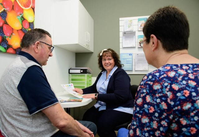 Scheme helps couples live a healthier life
