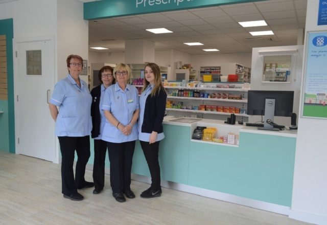 Popular pharmacy opens in new space