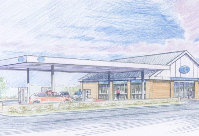 £1.6 million transformation for filling station