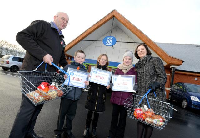 Heapham Road Food Store opens