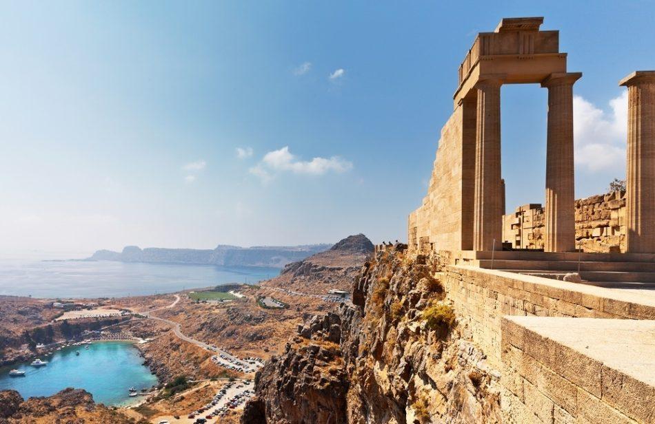 Acropolis Lindos Rhodes