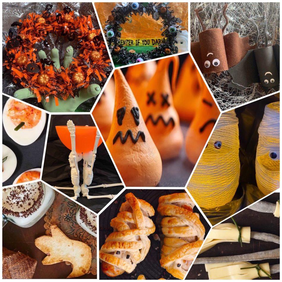 Halloween Junior Crafts 2020 Square
