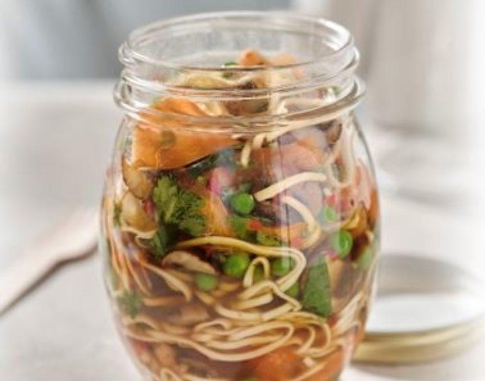 Jar Noodles