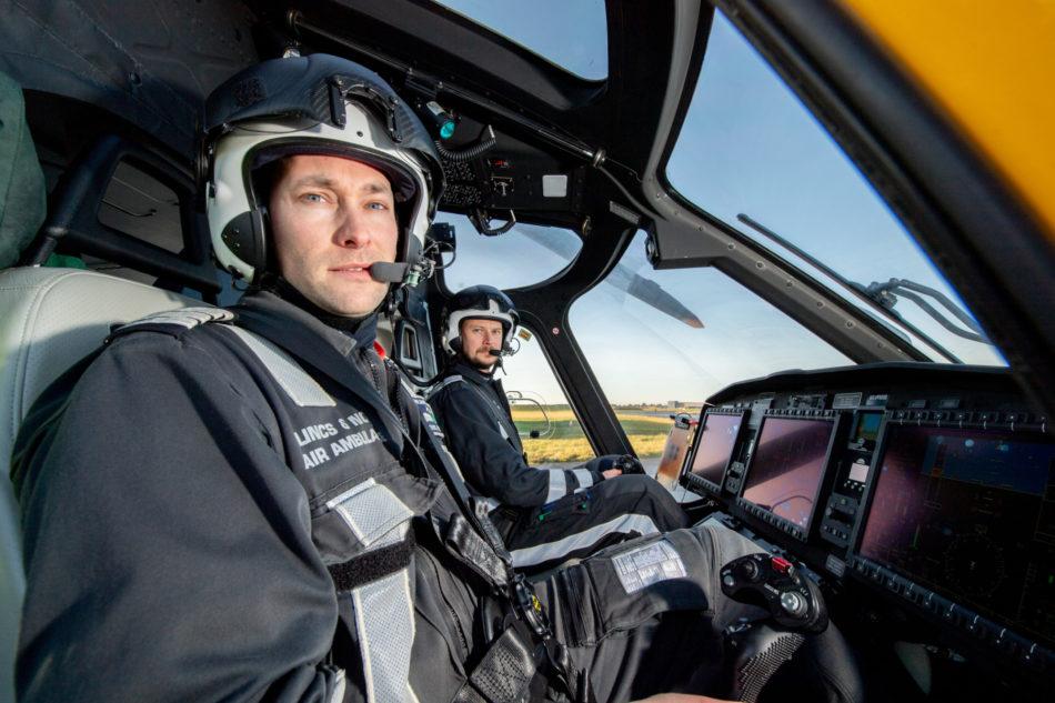 Lincs Notts Air Ambulance 16