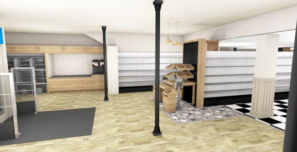New Sincil Street Store Internal Jpeg