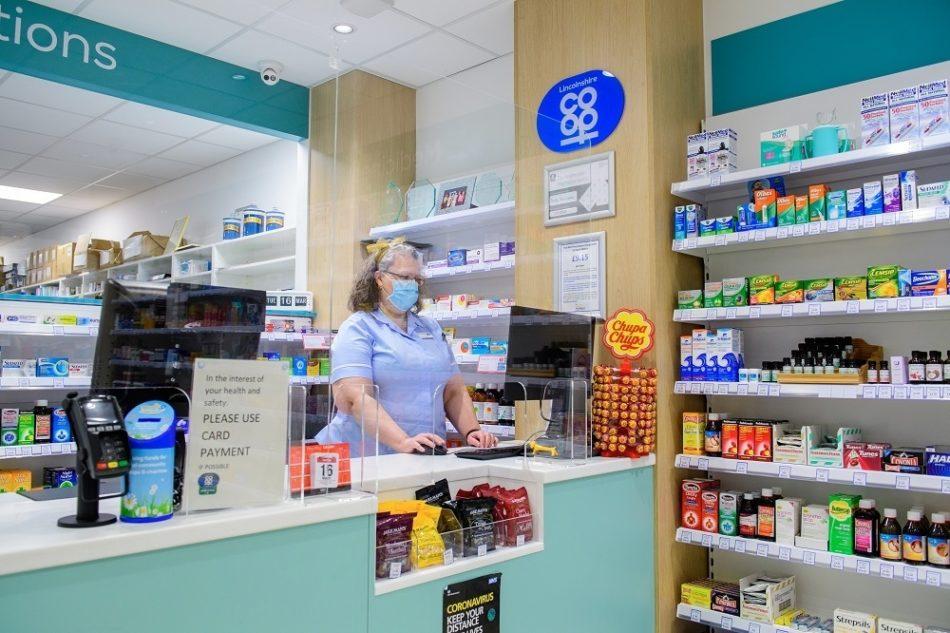Swineshead Pharmacy Gold Award 2021 2