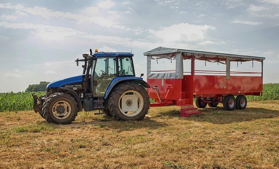 Uh Tractor Trailer Smaller
