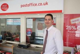 Post Office Home Page Banner