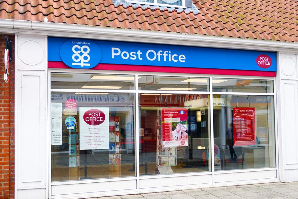 Carlton Centre Post Office 2
