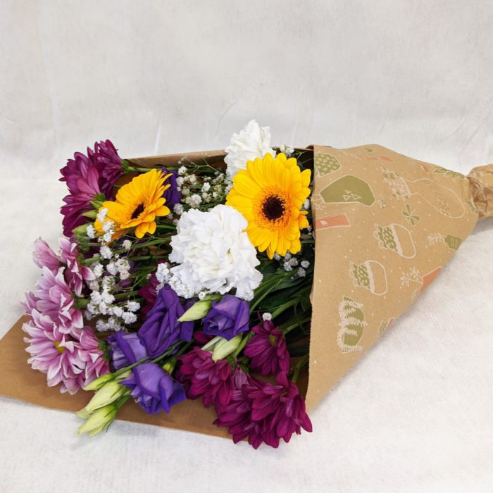 Monthly subscription - bouquets
