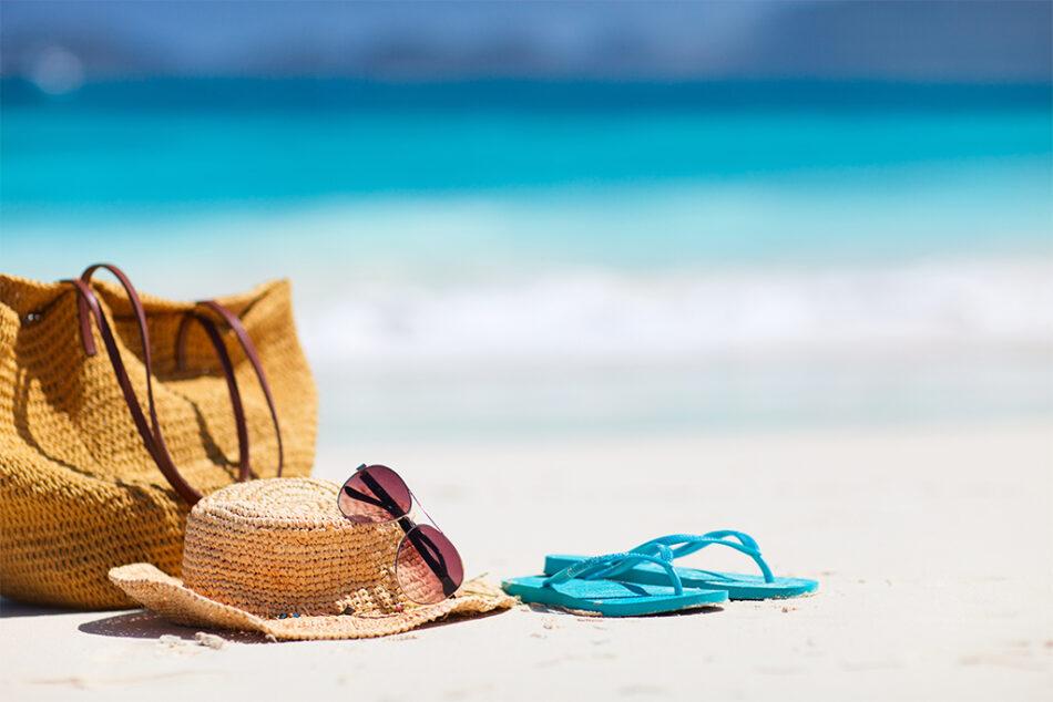 Hat Bag Sunglasses Web