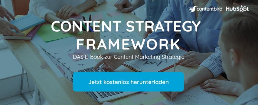 HubSpot contentbird E-Book Banner