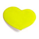 Little woman paris bijou email femme broche coeur jaune