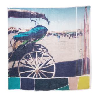 Little Woman Paris foulard créateur mixte YUME