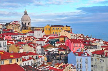 Lisbonne voyage en groupe normal