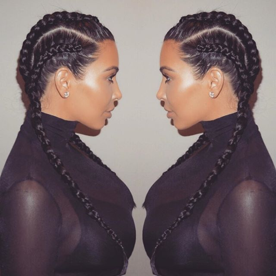 Boxer braids hairstyle trend 2016 11 large